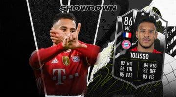 Imagen de FIFA 21: ¿Merece la pena Tolisso Showdown? + Solución del SBC