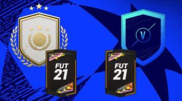"""Imagen de FIFA 21: ¿Merecen la pena los SBC's """"Mejora de Icono TOP"""" y """"Partidos Clave de la UEFA""""?"""