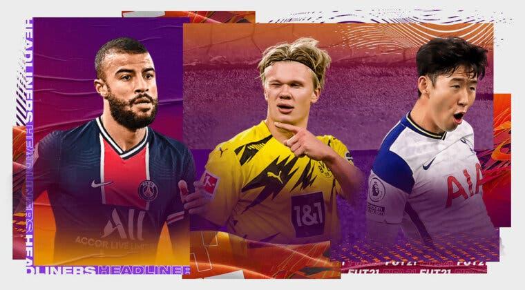 Imagen de FIFA 21: seguimiento de las cartas Headliners. ¿Cuántas victorias le faltan a cada una para actualizarse? 22-04-2021