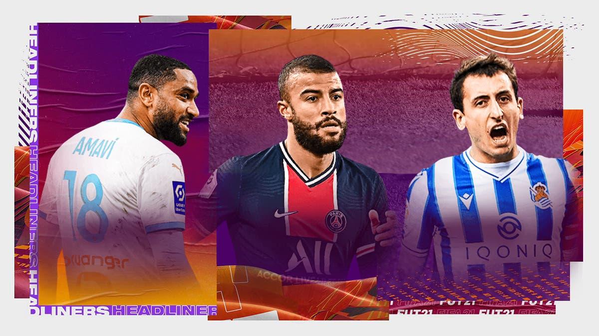 FIFA 21 Ultimate Team Seguimiento Headliners 28-04-2021