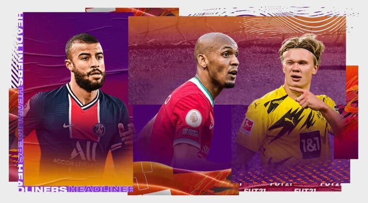 Imagen de FIFA 21: seguimiento de las cartas Headliners. ¿Cuántas victorias le faltan a cada una para actualizarse? 15-04-2021