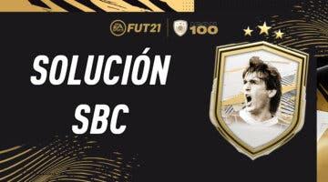 Imagen de FIFA 21: solución al SBC de Kenny Dalglish Icono Moments