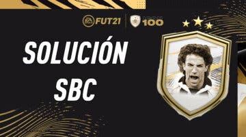 Imagen de FIFA 21: solución al SBC de Alessandro Del Piero Icono Moments