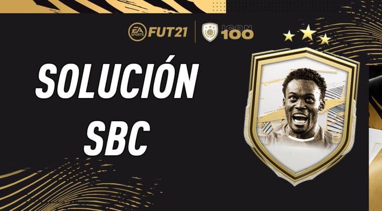 Imagen de FIFA 21: solución al SBC de Michael Essien Icono Moments