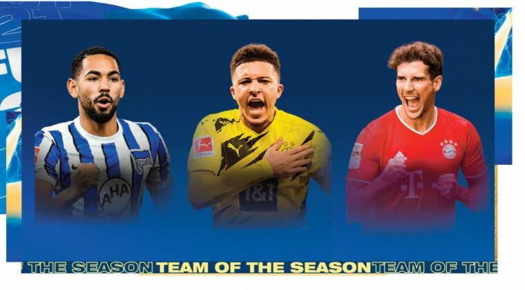 Imagen de FIFA 21: ya puedes votar por el TOTS de la Bundesliga. Estos son sus candidatos