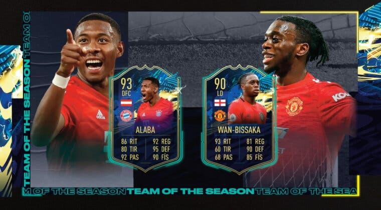 Imagen de FIFA 21: estos serían los defensores TOTS más competitivos de la Comunidad