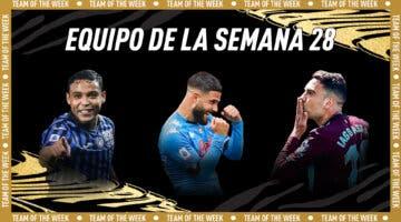 Imagen de FIFA 21: este es el Equipo de la Semana (TOTW) 28 + Walace Estrella de Plata free to play