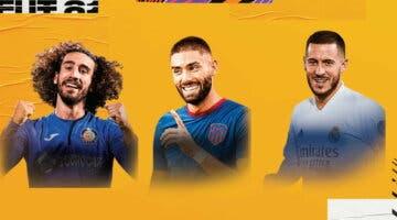 Imagen de FIFA 21: los mejores extremos izquierdos de la Liga Santander