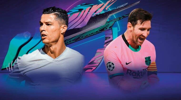 Imagen de FIFA 21: equipo competitivo, para juntar a Messi TOTGS y Cristiano Ronaldo, por 2.400.000 monedas