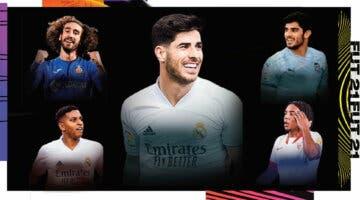 Imagen de FIFA 21: ordenamos los mejores free to play para usar en los objetivos de Asensio Jugador de Liga
