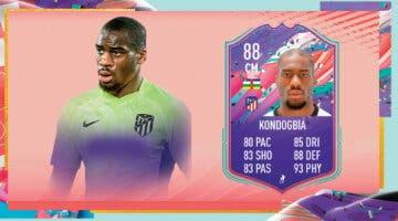 Imagen de FIFA 21: review de Kondogbia FUT Birthday. ¿Un mediocentro de primer nivel?