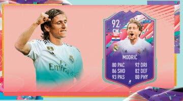 Imagen de FIFA 21: review de Luka Modric FUT Birthday. ¿Uno de los mejores MC´s creativos?