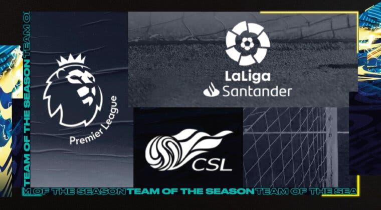 Imagen de FIFA 21: la pantalla de carga desvela algunos de los Equipos de la Temporada que aparecerán durante el TOTS