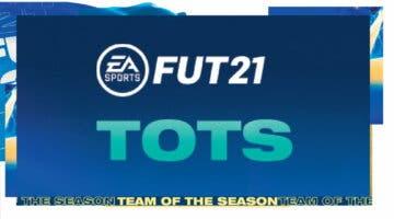 Imagen de FIFA 21: así es la carta TOTS. Este es su diseño oficial