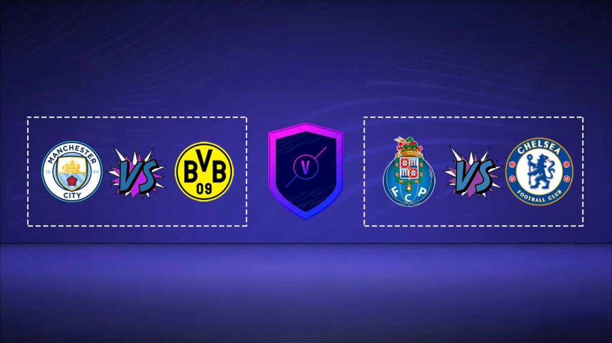 FIFA 21 Ultimate Team Predicción SBC Partidos Clave de la UEFA