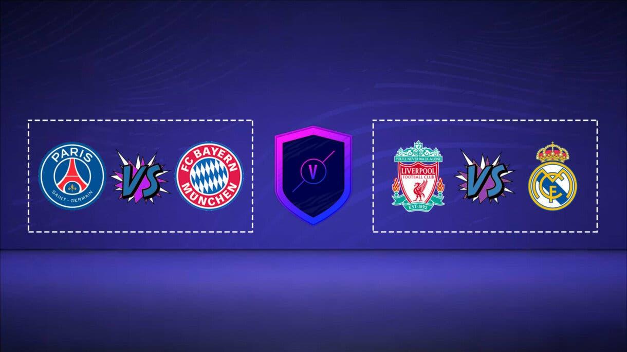 FIFA 21 Ultimate Team SBC Partidos Clave de la UEFA 14-04-2021