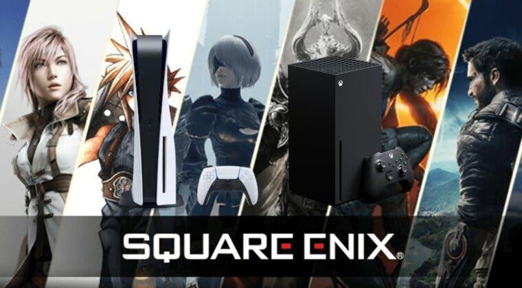 Imagen de ¿Sony o Microsoft? Surgen rumores de compra de Square Enix