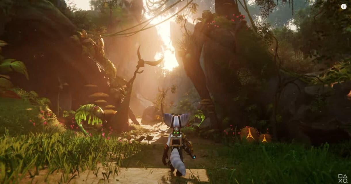 ratchet clank state of play 3