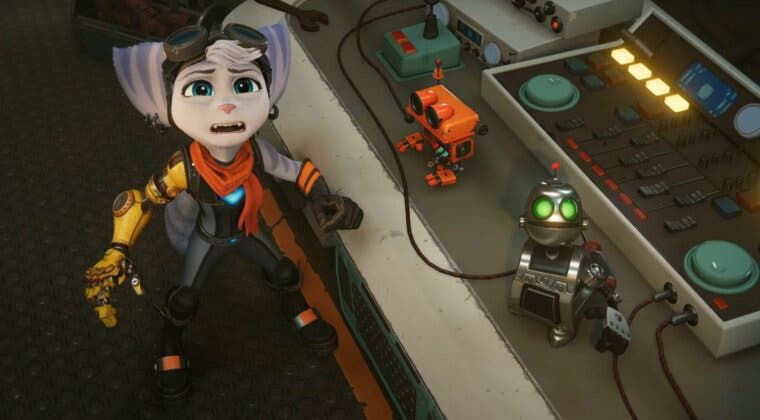 Imagen de Ratchet & Clank: Una dimensión aparte luce un extenso gameplay; mundo abierto, nuevas armas y más
