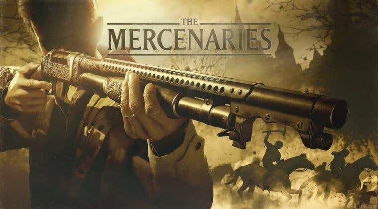 Imagen de Resident Evil 8 Village muestra un primer gameplay directo del modo Mercenarios
