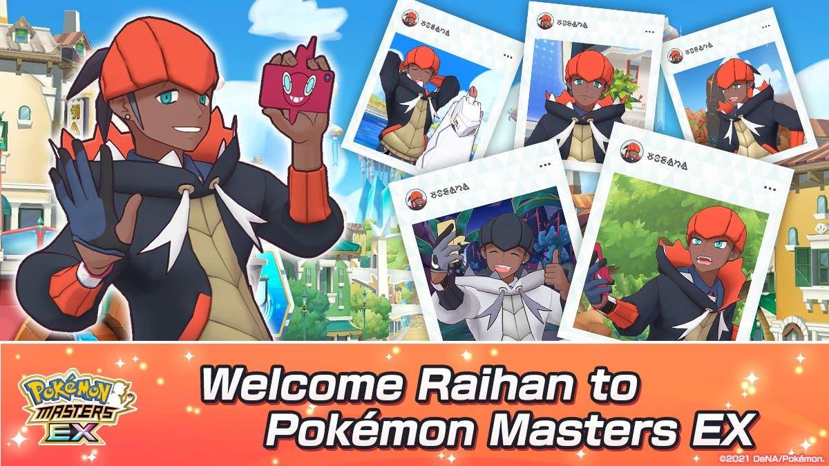 Roy Pokemon Masters EX