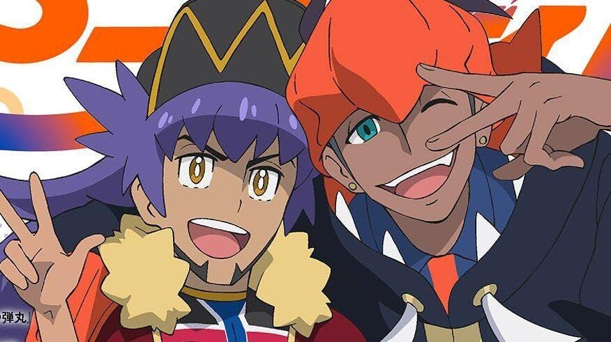 Roy y Lionel Pokemon