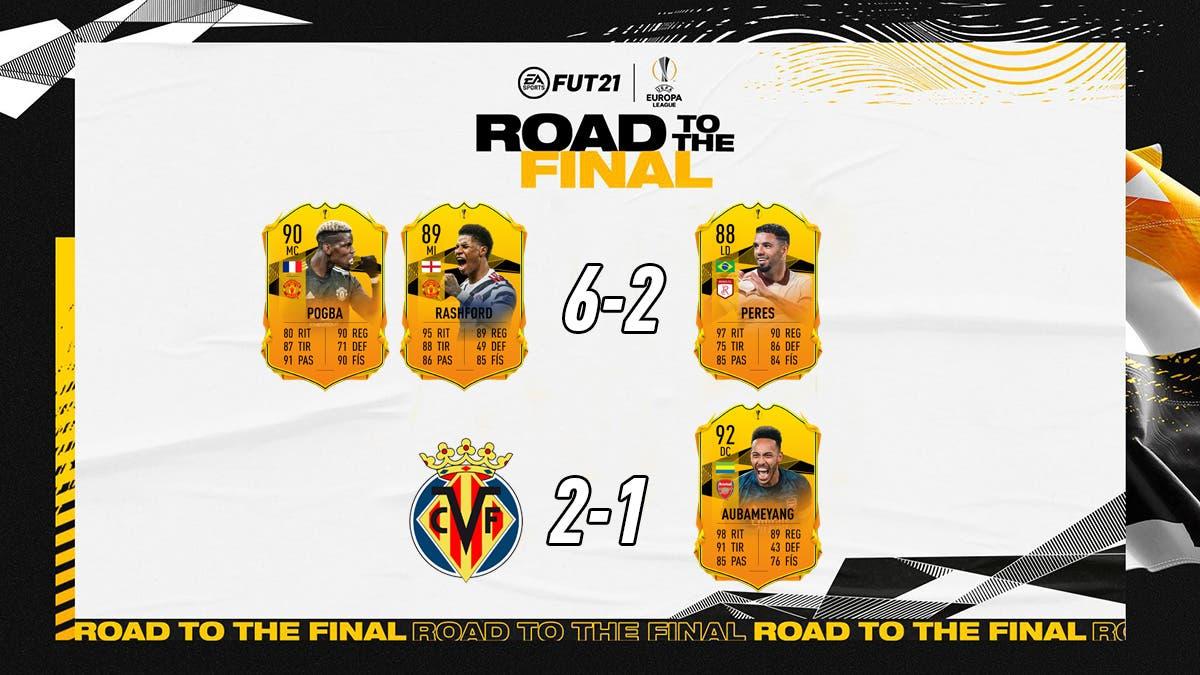 FIFA 21 Ultimate Team RTTF Semifinales Ida 30-04-2021