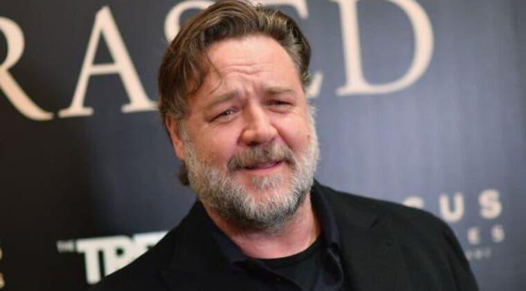 Imagen de Russell Crowe revela qué personaje interpretará en Thor: Love and Thunder