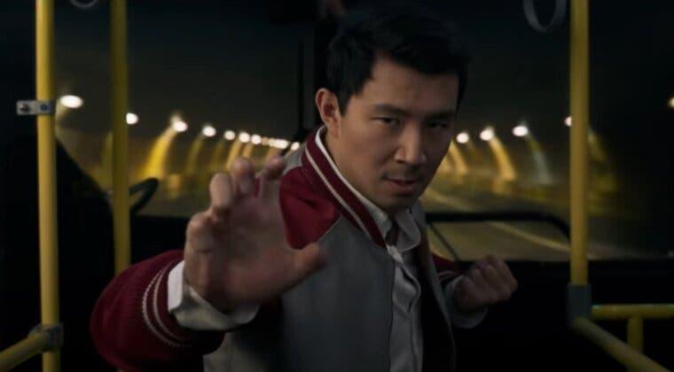 Imagen de Shang-Chi y la Leyenda de los diez anillos deslumbra con su esperado primer tráiler