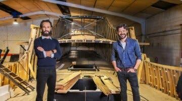 Imagen de Sin Límites: Álvaro Morte y Rodrigo Santoro lideran el reparto de la nueva serie de Amazon