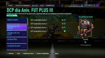 Imagen de FIFA 21: no olvides hacer los SBC´s diarios para conseguir un nuevo Megasobre gratuito de FUT Birthday
