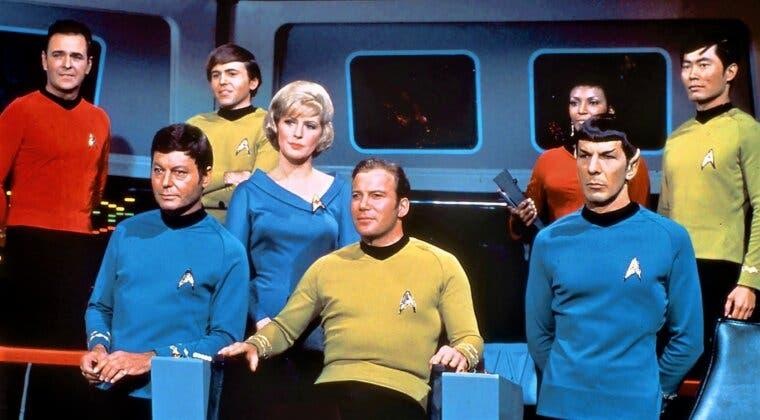 Imagen de Paramount Pictures anuncia una nueva película de Star Trek