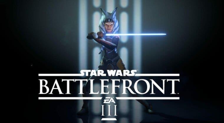 Imagen de Salen a la luz nuevos detalles y una primera imagen de Star Wars Battlefront III