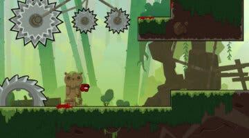 Imagen de Super Meat Boy Forever llegará este mes a PlayStation 4 y Xbox One