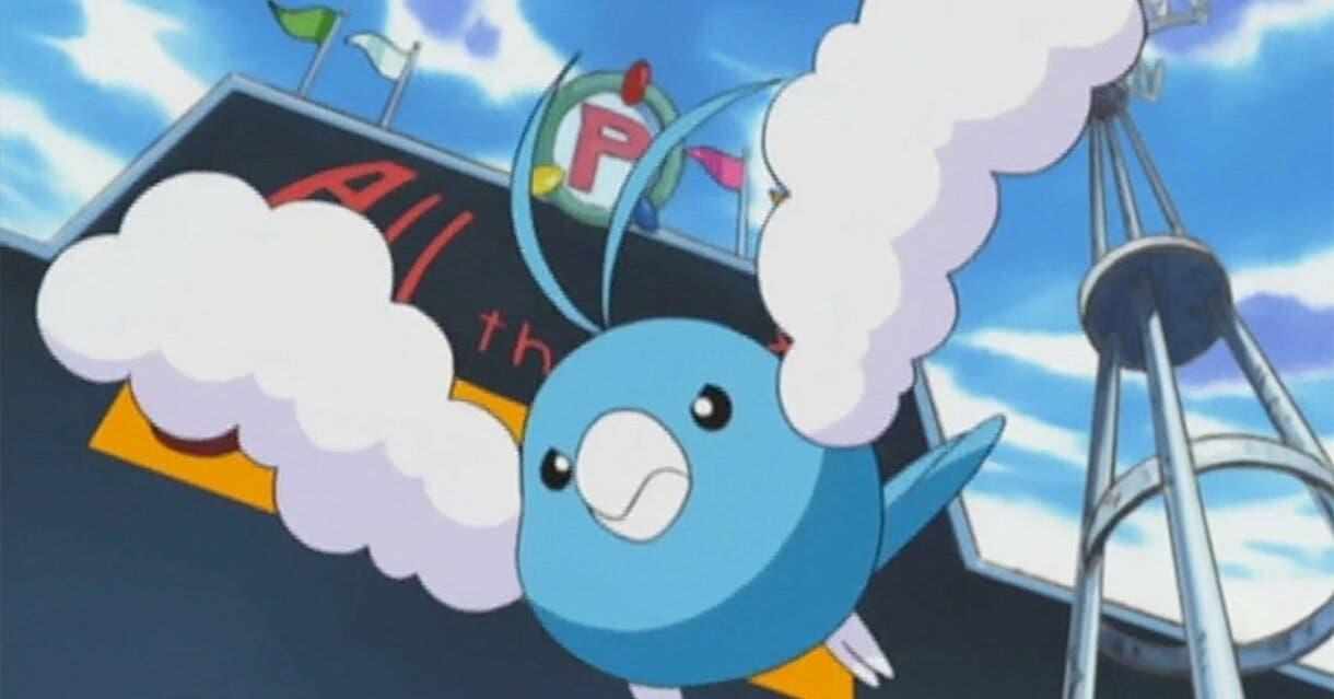 Swablu Pokemon