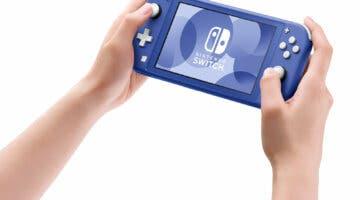 Imagen de Así es la nueva Nintendo Switch en color azul; este es su precio y la fecha en la que estará disponible