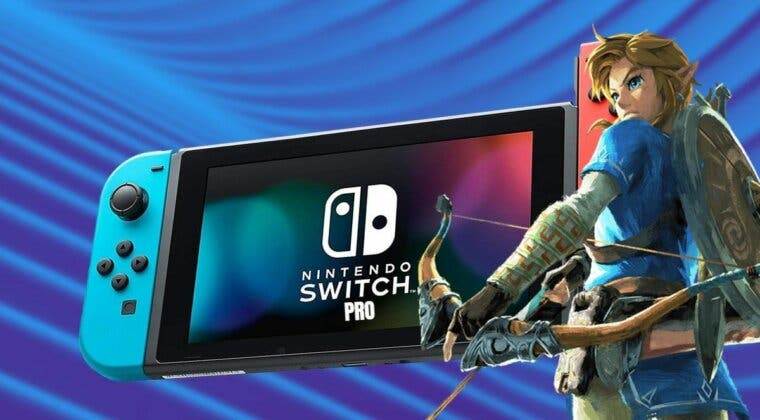 Imagen de Un rumor pone fecha de lanzamiento y precio a Nintendo Switch Pro y Zelda: Breath of the Wild 2