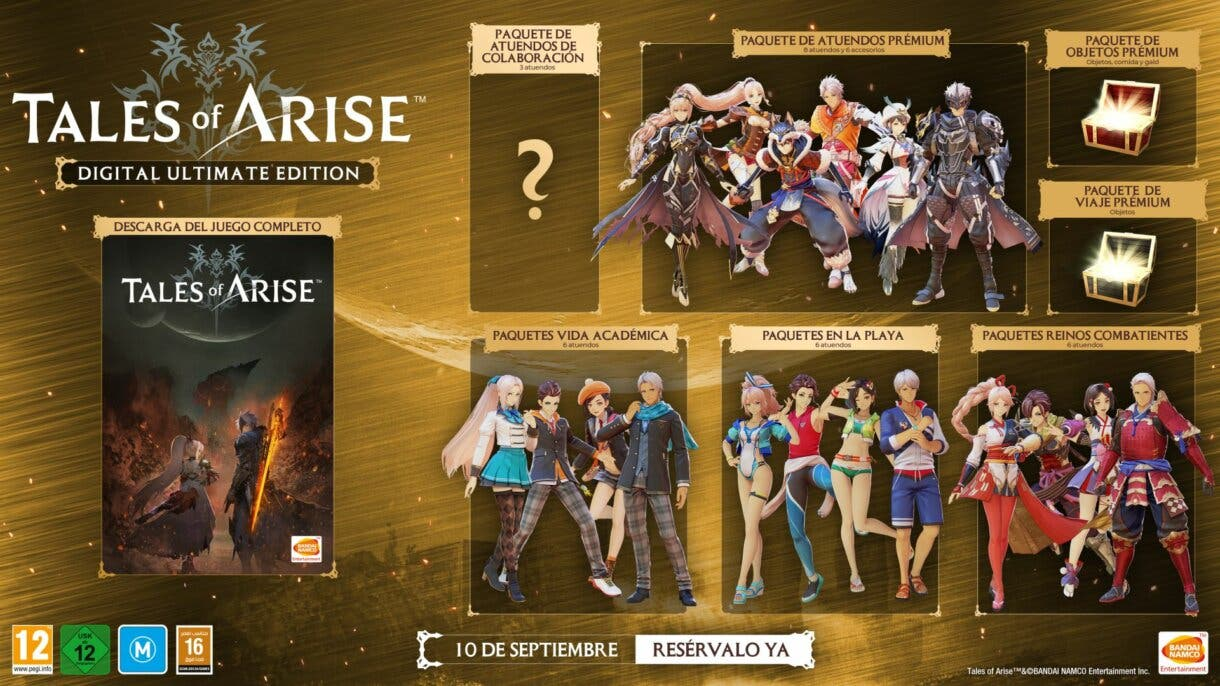 tales of arise 6