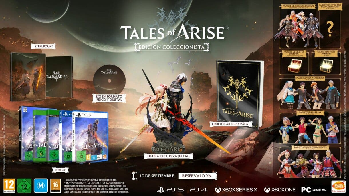 tales of arise 7