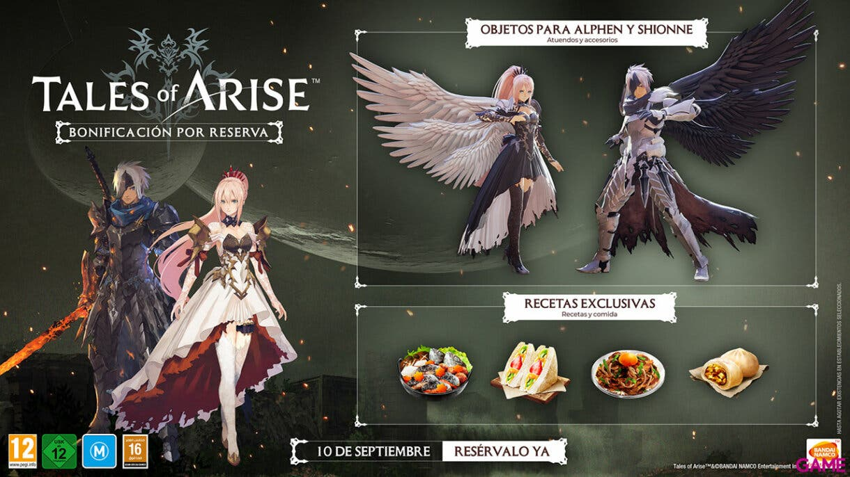 tales of arise 8