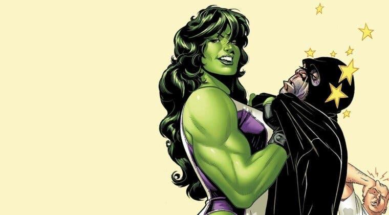 Imagen de She-Hulk: esta es la primera foto de Tatiana Maslany como Jennifer Walters