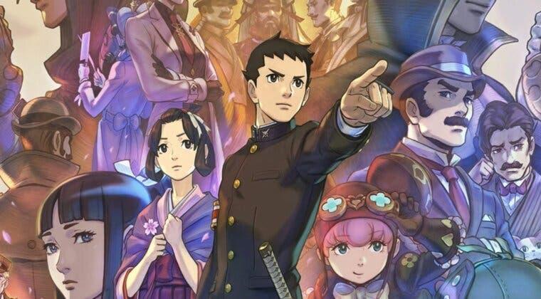 Imagen de The Great Ace Attorney Chronicles aparece en el E3 de Capcom con un nuevo gameplay