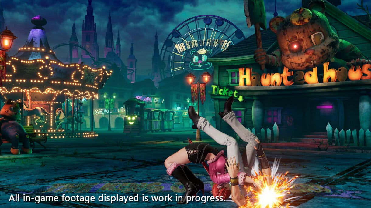 the king of fighters xv 1