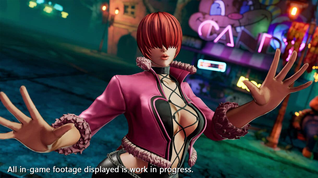 the king of fighters xv 4