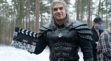 Imagen de Geralt de Rivia nos confirma que la temporada 2 de The Witcher ha terminado su rodaje