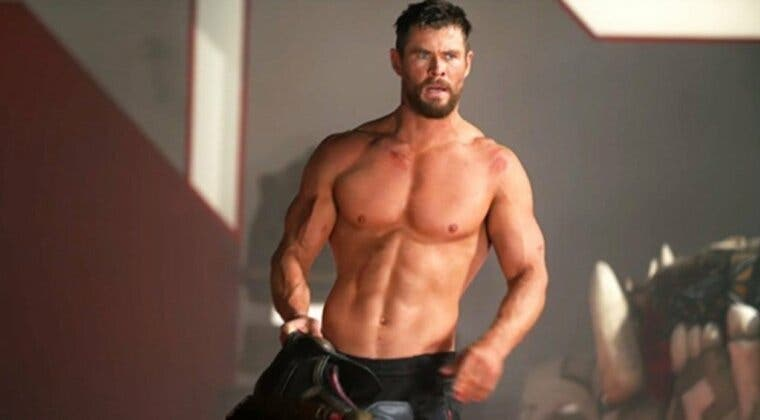 Imagen de Chris Hemsworth cree que merece más reconocimiento por su cambio físico para Thor: Love and Thunder