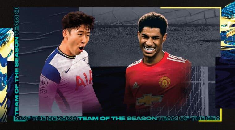 Imagen de FIFA 21: este es el TOTS de la Premier League + cartas gratuitas (oficial, con medias y stats incluidas)