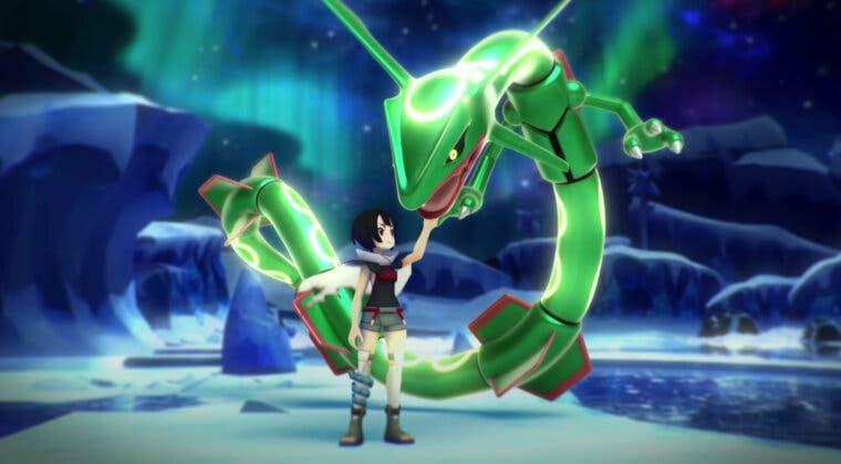 Imagen de Tristana y Rayquaza vuelven a Pokémon Masters EX con su Evento Legendario
