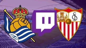 Imagen de LaLiga mantiene su apuesta por Twitch y ofrecerá en abierto el Real Sociedad - Sevilla esta jornada
