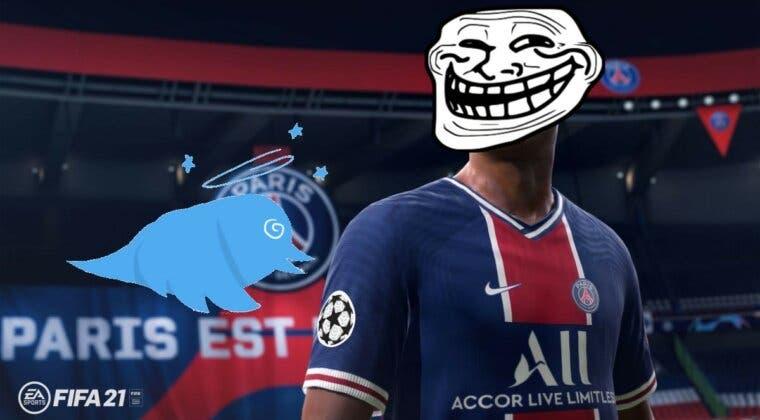 Imagen de Twitter se cae... y EA se mofa de sus propios servidores